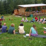 Zážitkový kurz první pomoci IPRK pro lesní školku ZeMě  v Řevnicích